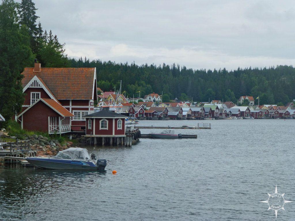 Der Hafen von Ülvon