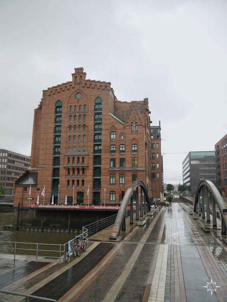 Das Museum für Schifffahrt in der Hamburger Speicherstadt