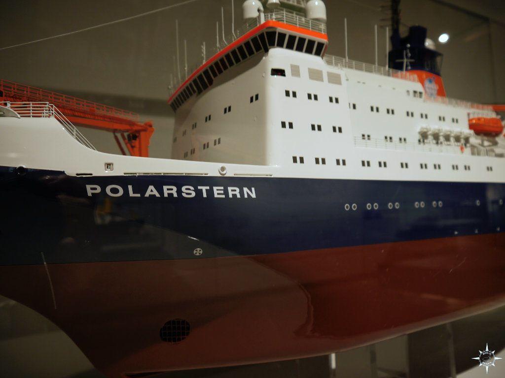 Modell der Polarstern