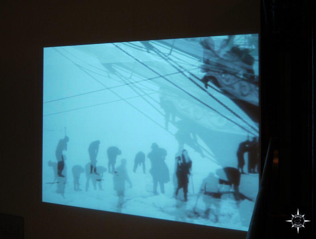 Filmmaterial von der Endurance-Expedition