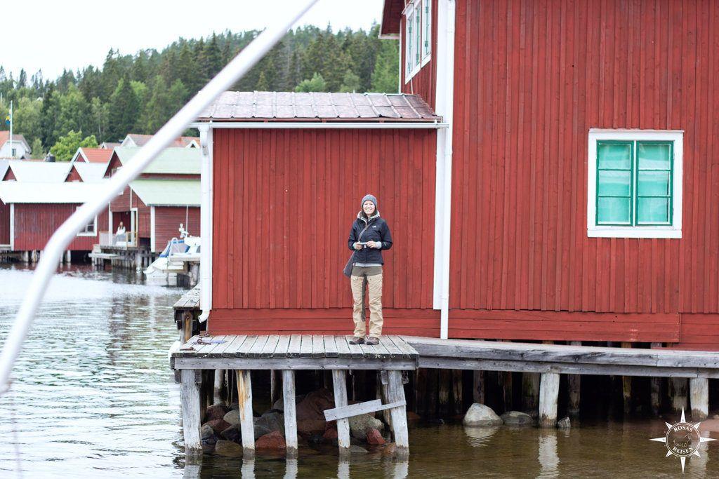 Insel Ülvon, Schweden