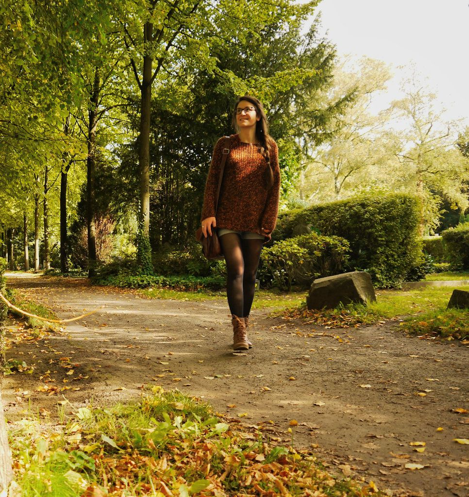 Herbstspaziergang Melaten