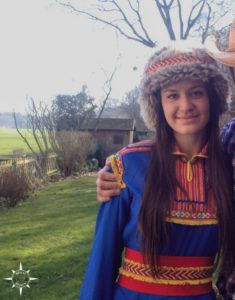 Samin Kostüm Karneval