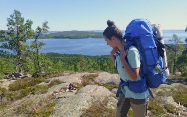High Coast Hike Schweden