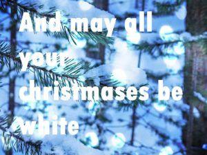 Karte 3 Freebie für Weihnachtskarten