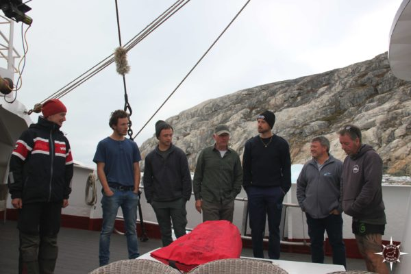 Gorenland-Rosas-Reisen-Cape-Race-Crew