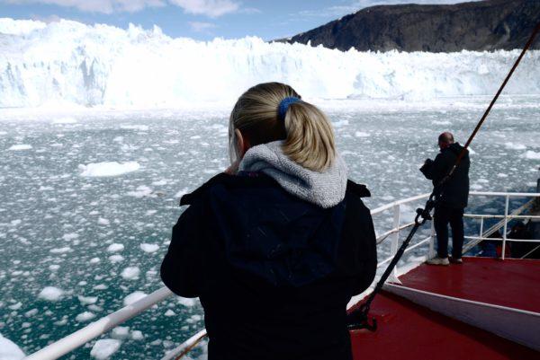 Eqi-Gletscher, Disko-Bucht, Grönland